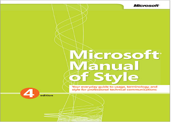 Why you need Microsoft Style of Technical Publication?