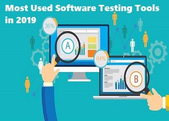Sneak Peek: Most popular software testing tools in 2019