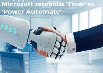 Microsoft enters into RPA with 'Power Automate'