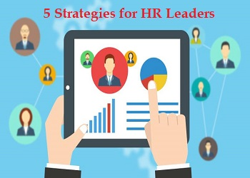 Five Strategies for HR Leaders to prepare for the Future of Work